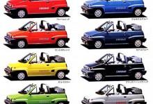HONDA CITY カブリオレ #湘南らしい車選び